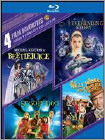 4 Film Favorites: Family Fantasy Collection (blu-ray Disc) (4 Disc) 9775239