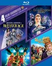 Family Fantasy Collection: 4 Film Favorites [4 Discs] [blu-ray] 9775239