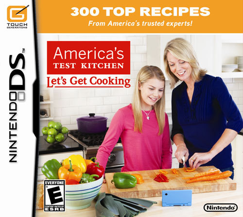 NDS-AMERICA'S TEST KITCHEN:...