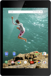Google - Nexus 9 LTE - 32GB - Indigo Black