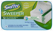 Swiffer - WetCloth Refills for Swiffer Sweeper (12-Pack) - White