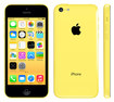 Apple® - iPhone 5c 8GB Cell Phone (Unlocked) - Yellow