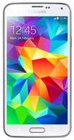 Samsung - Galaxy S 5 DUOS 4G Cell Phone (Unlocked) - White