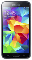 Samsung - Galaxy S 5 DUOS 4G Cell Phone (Unlocked) - Blue