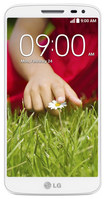 LG - G2 Mini DUAL Cell Phone (Unlocked) - White