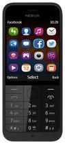 Nokia - 220 Cell Phone (Unlocked) - Black