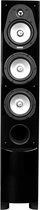 "Energy - Triple 5-1/2"" Floor Tower Speaker (Each) - Black"