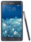 Samsung - Galaxy Note Edge 4G Cell Phone (Unlocked) - Charcoal Black