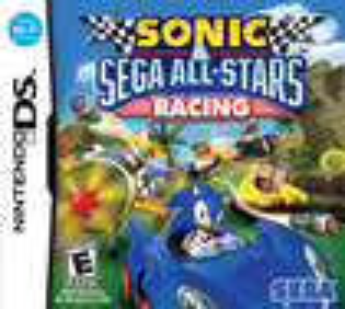 Sonic & SEGA All Stars Racing - Nintendo DS