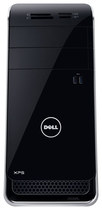 Dell - XPS Desktop - Intel Core i7 - 24GB Memory - 2TB Hard Drive + 256GB Solid State Drive - Black