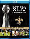 Nfl: Super Bowl Xliv Champions - New Orleans Saints [blu-ray] 9794038