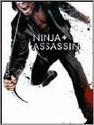 Ninja Assassin (DVD) (Widescreen) (Eng/Fre/Spa) 2009