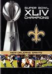Nfl: Super Bowl Xliv Champions - New Orleans Saints (dvd) 9794171