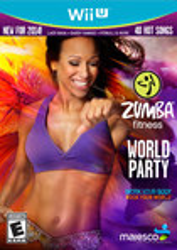 Zumba Fitness World Party - Nintendo Wii U