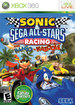 Sonic & SEGA All-Stars Racing with Banjo and Kazooie - Xbox 360