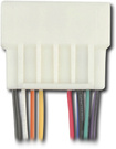 Metra - Wiring Harness for Most 1986-1998 Honda and Acura Vehicles - White
