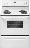 "Frigidaire - 30"" Freestanding Electric Range - White"