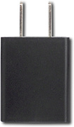 DigiPower - USB AC Adapter - Black