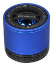 Tonez Audio - CAN Portable Bluetooth Speaker - Blue