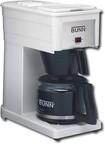 BUNN - GRW Velocity Brew Orignal 10-Cup Coffeemaker - White