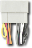 Metra - Wiring Harness for Most 2002-2007 Chrysler Vehicles - Gray