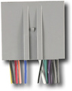 Metra - Wiring Harness for Most 2003-2007 Ford, Lincoln and Mercury Vehicles - Gray