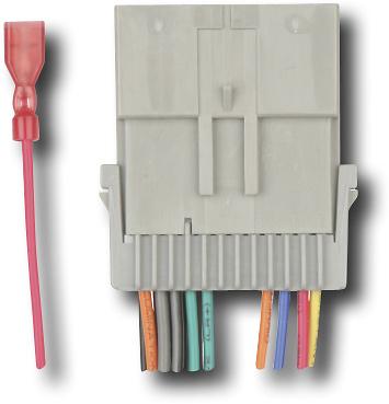 9811415_sa metra wiring harness for select 1998 2008 gm vehicles gray ibr  at bayanpartner.co
