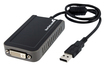 StarTech - USB-to-DVI Video Adapter - Black