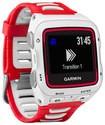 Garmin - Forerunner 920XT Multisport GPS Watch - White/Red