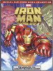 Iron Man: The Complete Animated Series [3 Discs] (DVD) (Eng/Fre/Spa)