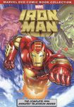 Iron Man: The Complete Animated Series [3 Discs] (dvd) 9824234