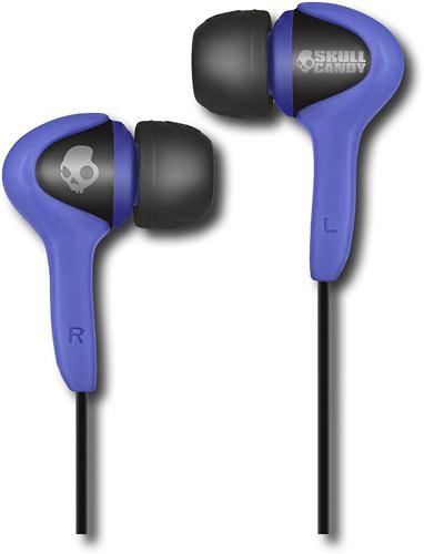 Skullcandy - Smokin' Bud Earbud Headphones - Blue