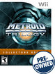 Metroid Prime Trilogy — PRE-OWNED - Nintendo Wii