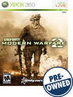 Call of Duty: Modern Warfare 2 - PRE-OWNED - Xbox 360