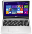"Asus - Flip 2-in-1 15.6"" Touch-Screen Laptop - Intel Core i5 - 8GB Memory - 500GB Hard Drive - Black"
