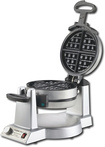 Waring Pro - Professional Double Belgian Waffle Maker - Stainless Steel