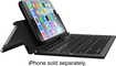 ZAGG - Pocket Portable Wireless Keyboard - Black