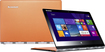 "Lenovo - Yoga 3 Pro 2-in-1 13.3"" Touch-Screen Laptop - Intel Core M - 8GB Memory - 256GB Solid State Drive - Orange"
