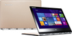 "Lenovo - Yoga 3 Pro 2-in-1 13.3"" Touch-Screen Laptop - Intel Core M - 8GB Memory - 256GB Solid State Drive - Gold"