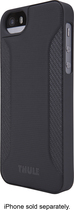 Thule - Gauntlet 2.0 Snap-On Case for Apple® iPhone® 5 and 5s - Black