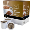 Keurig - Cafe Escapes Milk Chocolate Hot Chocolate K-cup Pods (16-pack) 9830714