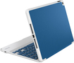 ZAGG - ZAGGfolio Bluetooth Keyboard Case for Apple® iPad® Air 2 - Blue