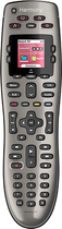 Logitech - Harmony 650 8-Device Universal Remote - Silver