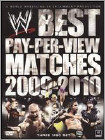 WWE: The Best Pay-Per-View Matches 2009-2010 (DVD) 2010