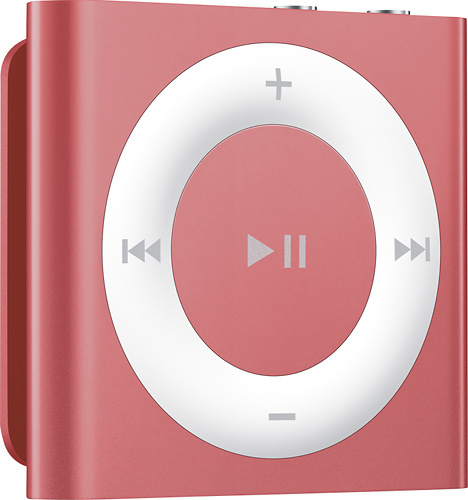 Apple - iPod shuffle® 2GB MP3 Player (5th Generation) - Pink