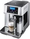 DeLonghi - Gran Dama Avant Super Automatic Espresso Maker - Silver