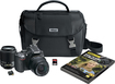 Nikon - D5200 DSLR Camera with 18-55mm and 55-200mm Lenses - Black