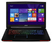 "MSI - GT72 Dominator-216 17.3"" Laptop - Intel Core i7 - 12GB Memory - 1TB HDD + 128GB Solid State Drive - Aluminum Black"