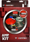 Metra - 8AWG Complete Amp Kit