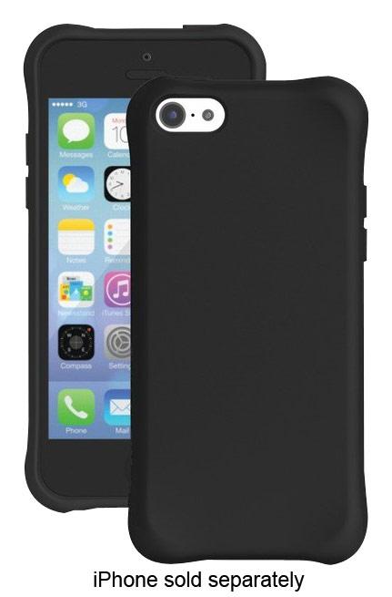 Ballistic - LS Jewel Series Case for Apple® iPhone® 5c - Black